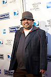"Luis Guzmán at Woody Allen's new movie ""Whatever Works"" premiered April 22, 2009 at the Tribeca Film Festival - Ziegfeld Theatre, New York."