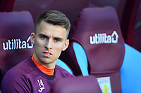 Tom Carroll of Swansea City during the Sky Bet Championship match between Aston Villa and Swansea City at Villa Park in Birmingham, England, UK.  Saturday 20 October  2018