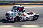Czech driver Jiri Forman belonging Czech team Buggyra International Racing System during the third race R3 of the XXX Spain GP Camion of the FIA European Truck Racing Championship 2016 in Madrid. October 02, 2016. (ALTERPHOTOS/Rodrigo Jimenez)
