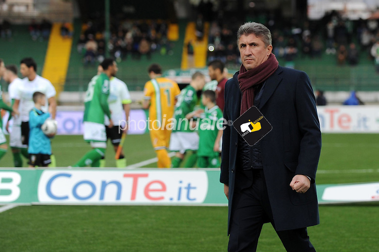 Vincenzo Torrente ( Sa )<br /> Avellino - Salernitana - Serie B Conte.it 2015/16<br /> Avellino, 16.01.2016 - Stadio Partenio - Lombardi<br /> Foto: Nicola Ianuale/Photo Ianuale&copy;