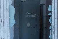Abandoned GSSD Barrak in the former GDR.<br /> 18.1.2015<br /> Copyright: Christian-Ditsch.de<br /> [Inhaltsveraendernde Manipulation des Fotos nur nach ausdruecklicher Genehmigung des Fotografen. Vereinbarungen ueber Abtretung von Persoenlichkeitsrechten/Model Release der abgebildeten Person/Personen liegen nicht vor. NO MODEL RELEASE! Nur fuer Redaktionelle Zwecke. Don't publish without copyright Christian-Ditsch.de, Veroeffentlichung nur mit Fotografennennung, sowie gegen Honorar, MwSt. und Beleg. Konto: I N G - D i B a, IBAN DE58500105175400192269, BIC INGDDEFFXXX, Kontakt: post@christian-ditsch.de<br /> Bei der Bearbeitung der Dateiinformationen darf die Urheberkennzeichnung in den EXIF- und  IPTC-Daten nicht entfernt werden, diese sind in digitalen Medien nach §95c UrhG rechtlich geschuetzt. Der Urhebervermerk wird gemaess §13 UrhG verlangt.]