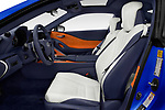 Front seat view of a 2018 Lexus LC Blue Edition 2 Door Coupe front seat car photos