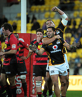 110727 ITM Cup Rugby - Wellington v Canterbury