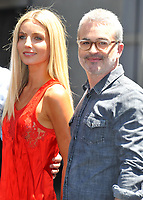 www.acepixs.com<br /> <br /> May 21 2017, LA<br /> <br /> Annabelle Wallis and Alex Kurtzman at the Universal Celebrates 'The Mummy Day' with 75-Foot Sarcophagus Takeover at Hollywood And Highland on May 20, 2017 in Hollywood, California.<br /> <br /> By Line: Peter West/ACE Pictures<br /> <br /> <br /> ACE Pictures Inc<br /> Tel: 6467670430<br /> Email: info@acepixs.com<br /> www.acepixs.com