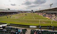 General view ahead of the Sky Bet League 2 match between Newport County and Notts County at Rodney Parade, Newport, Wales on 6 May 2017. Photo by Mark  Hawkins / PRiME Media Images.