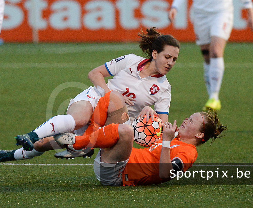 NETHERLANDS HENGELO SOCCER UEFA WOMEN UNDER19 NETHERLANDS ...