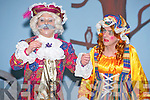 """Hazel Devane and Declan Mangan in a scene from """"Long John Silver"""" Killorglin Pantomime Groups 49th panto, in the CYMS Killorglin on Sunday."""