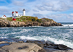 Nubble Light House, Maine, Sep 2015