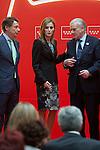 Queen Letizia of Spain presents the book 'La Guia del Corazon' at Real Casa de Correos in Madrid, Spain. October 17, 2014. ALTERPHOTOS/Caro Marin