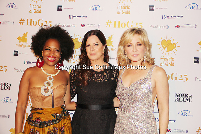 Hearts of Gold 2019 - Rhonda Ross Tamara Tunie Amy Carlson