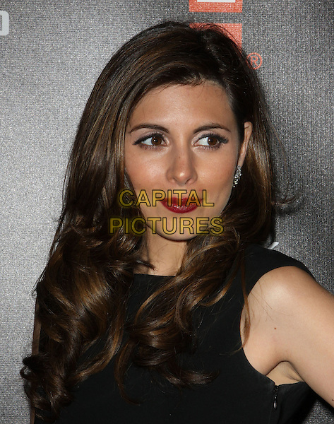JAMIE LYNN SIGLER.E! Oscar Viewing And After Party held At Drai's at The W Hotel, Hollywood, California, USA..March 7th, 2010.headshot portrait black sleeveless red lipstick make-up beauty.CAP/ADM/KB.©Kevan Brooks/AdMedia/Capital Pictures.