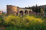 Gate of Hierapolis Temple of Apollo