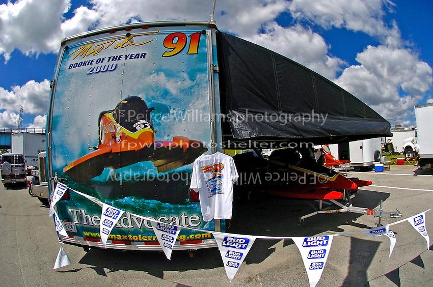 Max Toler's pit. #91   (Formula 1/F1/Champ class)