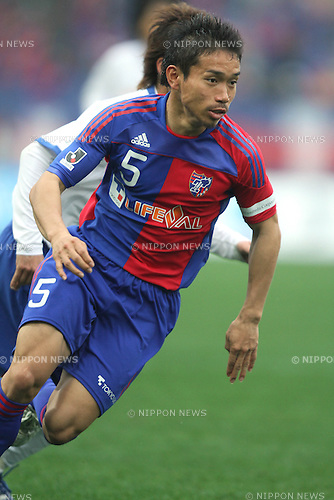 Yuto Nagatomo (FC Tokyo), ..MARCH 6, 2010 - Football : 2010 J.LEAGUE Division 1 between F.C.Tokyo 1-0 Yokohama FEMarinos at Ajinomoto Stadium, ,s,,