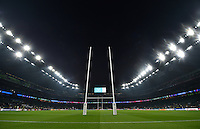 A general view of Twickenham Stadium prior to the match. Rugby World Cup Pool A match between England and Australia on October 3, 2015 at Twickenham Stadium in London, England. Photo by: Patrick Khachfe / Onside Images