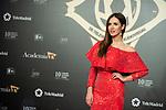 """Paula Prendes attends """"Iris Academia de Television' awards at Nuevo Teatro Alcala, Madrid, Spain. <br /> November 18, 2019. <br /> (ALTERPHOTOS/David Jar)"""