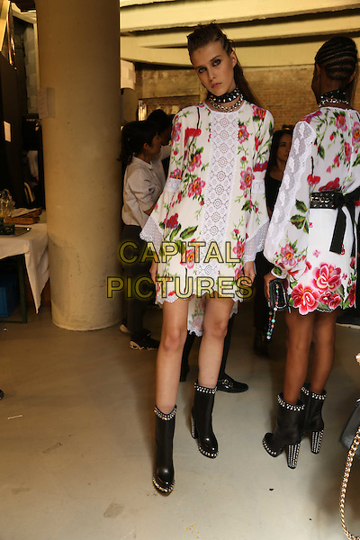 ANDREW GN<br /> Paris Fashion Week Spring Summer 2017<br /> on September 30, 2016<br /> CAP/GOL<br /> &copy;GOL/Capital Pictures