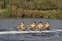 346 HAM .Reading Rowing Club Small Boats Head 2011. Tilehurst to Caversham 3,300m downstream. Sunday 16.10.2011