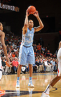 North Carolina forward Brice Johnson (11) during an NCAA basketball game Monday Jan. 20, 2014 in Charlottesville, VA. Virginia defeated North Carolina 76-61.