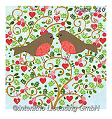 Kate, CHRISTMAS SYMBOLS, WEIHNACHTEN SYMBOLE, NAVIDAD SÍMBOLOS, paintings+++++Robins in the tree,GBKM410,#xx# ,red robin
