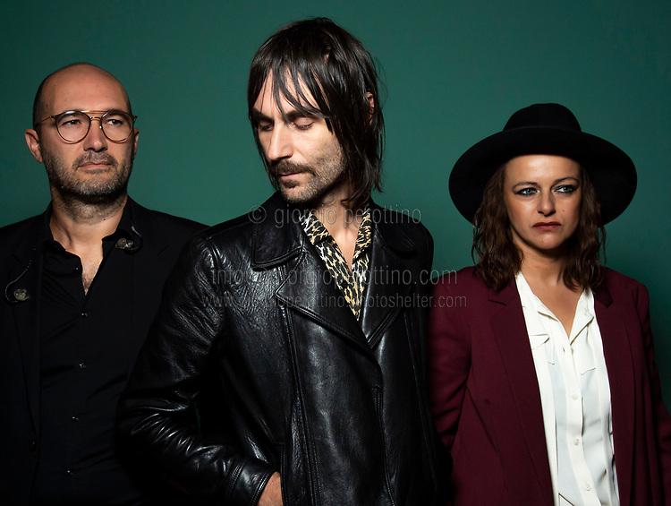 | Baustelle - Musicians | <br /> client: Getty Images for OGR