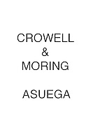 Crowell & Moring ASUEGA
