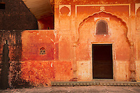 Doorway of Jaigarh, Jaipur, Rajasthan