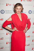 NEW YORK, NY - FEBRUARY 6: Brenda Strong in Marc Bouwer attends The Heart Truth Red Dress Collection 2013 Fashion Show on February 6, 2013 in New York City. © Diego Corredor/MediaPunch Inc. ... /NortePhoto