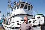 Washington Coast, Westport,  Matt Winsberg, people of the Washington Coast, The Nature Conservancy, Emerald Edge, TNC,commercial fishing boats, Port of Westport, Grays Harbor County, Southwest Washington, Washington State, Pacific Northwest, USA,
