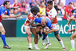 HSBC Hong Kong Rugby Sevens 2018 Japan vs Georgia on 06 April 2018, in Hong Kong. Photo by Marcio Rodrigo Machado / Power Sport Images