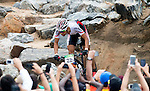 Kohei Yamamoto (JPN),<br /> AUGUST 21, 2016 - Cycling :<br /> Men's Cross Country <br /> at Mountain Bike Centre <br /> during the Rio 2016 Olympic Games in Rio de Janeiro, Brazil. <br /> (Photo by Enrico Calderoni/AFLO SPORT)