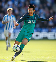 Son Heung-Min of Tottenham Hotspur <br /> 29-09-2018 Premier League <br /> Huddersfield - Tottenham <br /> Foto PHC Images / Panoramic / Insidefoto <br /> ITALY ONLY