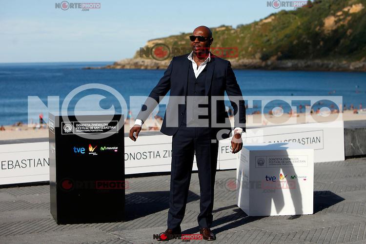 Director Antonie Fuqua present the film 'The Equalizer during the 62st San Sebastian Film Festival in San Sebastian, Spain. September 19, 2014. (ALTERPHOTOS/Caro Marin) /NortePhoto.com