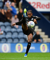 Reading's Leandro Bacuna<br /> <br /> Photographer Chris Vaughan/CameraSport<br /> <br /> The EFL Sky Bet Championship - Preston North End v Reading - Saturday 15th September 2018 - Deepdale - Preston<br /> <br /> World Copyright &copy; 2018 CameraSport. All rights reserved. 43 Linden Ave. Countesthorpe. Leicester. England. LE8 5PG - Tel: +44 (0) 116 277 4147 - admin@camerasport.com - www.camerasport.com