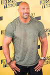 "American actor Dwayne Johnson during the presentation of the film ""Un espia y medio"" at Hotel Villa Magna in Madrid. June 07. 2016. (ALTERPHOTOS/Borja B.Hojas)"