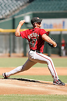 Michael Belfiore - Arizona Diamondbacks 2009 Instructional League .Photo by:  Bill Mitchell/Four Seam Images..