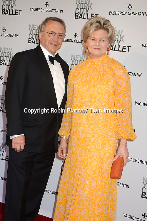 New York City Ballet Spring 2013 Gala Robin Platzer Twin