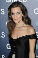 www.acepixs.com<br /> February 2, 2017  New York City<br /> <br /> Allison Williams attending the New York premiere of the sixth &amp; final season of 'Girls' at Alice Tully Hall, Lincoln Center on February 2, 2017 in New York City.<br /> <br /> Credit: Kristin Callahan/ACE Pictures<br /> <br /> <br /> Tel: 646 769 0430<br /> Email: info@acepixs.com