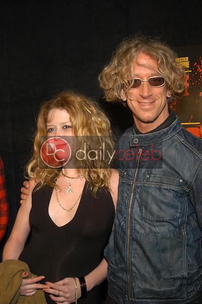 Natasha Lyonne and Andy Dick