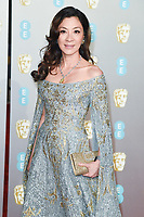 Michelle Yeoh<br /> arriving for the BAFTA Film Awards 2019 at the Royal Albert Hall, London<br /> <br /> ©Ash Knotek  D3478  10/02/2019