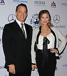 Tom Hanks and Rita Wilson Hanks at The 32nd Annual Carousel of Hope Ball held at The Beverly Hilton hotel in Beverly Hills, California on October 23,2010                                                                               © 2010 Hollywood Press Agency