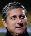 Nederland, Kerkrade, 2 november 2012.Eredivisie .Seizoen 2012-2013.Roda JC-ADO Den Haag.Ruud Brood, trainer-coach van Roda JC