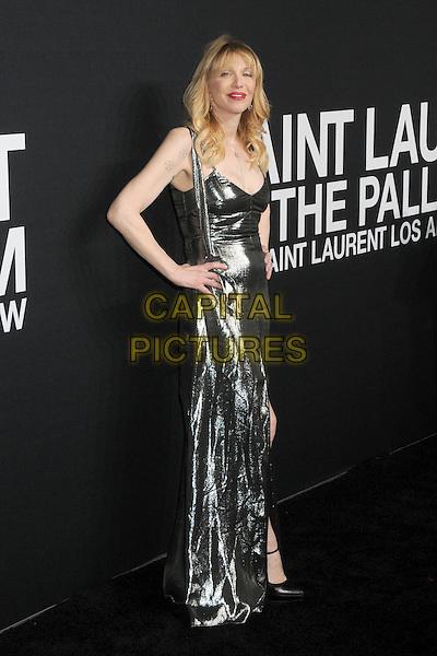 10 February 2016 - Los Angeles, California - Courtney Love. Saint Laurent At The Palladium held at the Hollywood Palladium. <br /> CAP/ADM/BP<br /> &copy;BP/ADM/Capital Pictures