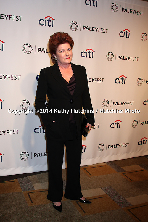 "LOS ANGELES - MAR 14:  Kate Mulgrew at the PaleyFEST - ""Orange is the New Black"" at Dolby Theater on March 14, 2014 in Los Angeles, CA"