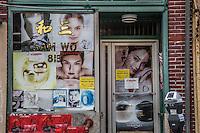Chinatown San Francisco -  una vetrina <br /> A shop window