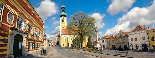 Old Town Square K?szeg Hungary