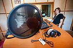 Radio interview on Orthodox Radio Milesiva with Zoritsa Zec at the Monastery Mileševa, Serbia originally built in the 12th century.