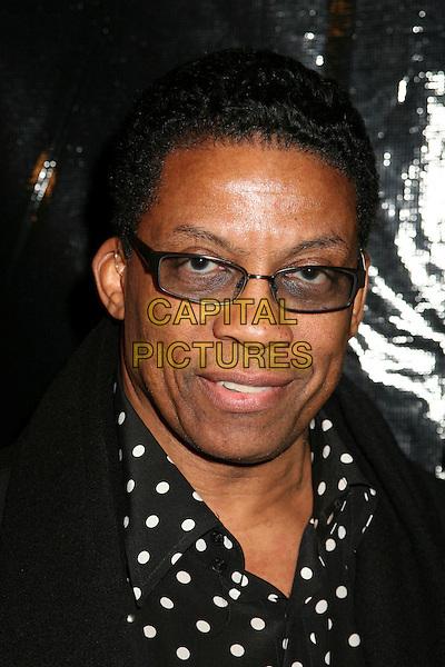 HERBIE HANCOCK.Ebony Hosts 3rd Annual Pre-Oscar Celebration at Jim Henson Studios, Hollywood, California, USA..February 22nd, 2007.headshot portrait tinted glasses .CAP/ADM/BP.©Byron Purvis/AdMedia/Capital Pictures