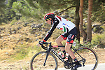 Dan Martin (IRL) UAE Team Emirates descends Sierra de la Alfaguara after Stage 4 of the La Vuelta 2018, running 162km from Velez-Malaga to Alfacar, Sierra de la Alfaguara, Andalucia, Spain. 28th August 2018.<br /> Picture: Eoin Clarke   Cyclefile<br /> <br /> <br /> All photos usage must carry mandatory copyright credit (&copy; Cyclefile   Eoin Clarke)