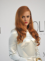 Riley Keough, daughter of Lisa Marie Presley &amp; granddaughter of Elvis Presley,  at the 21st annual amfAR Cinema Against AIDS Gala at the Hotel du Cap d'Antibes.<br /> May 22, 2014  Antibes, France<br /> Picture: Paul Smith / Featureflash
